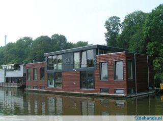 Home > Vakantie & Toerisme > België & Nederland > Amsterdam > Slapen op het water in een woonboot