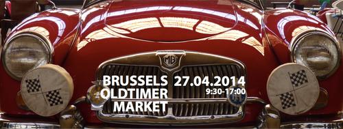 Brusselsoldtimermarket