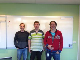 Thijs, Jeroen, Enno
